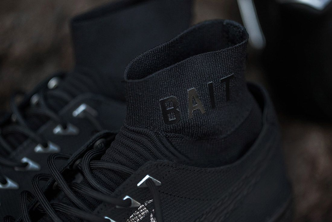 Bait Black Panther Puma Clyde Sock 4