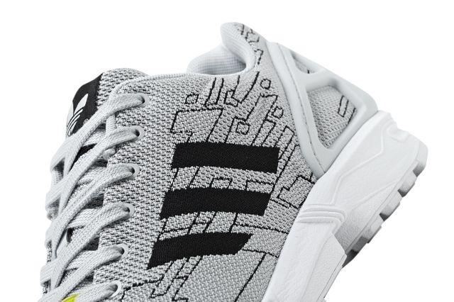 Adidas Originals Zx Flux Pattern Pack 3