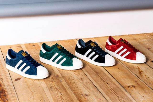 Adidas Superstar Suede 5