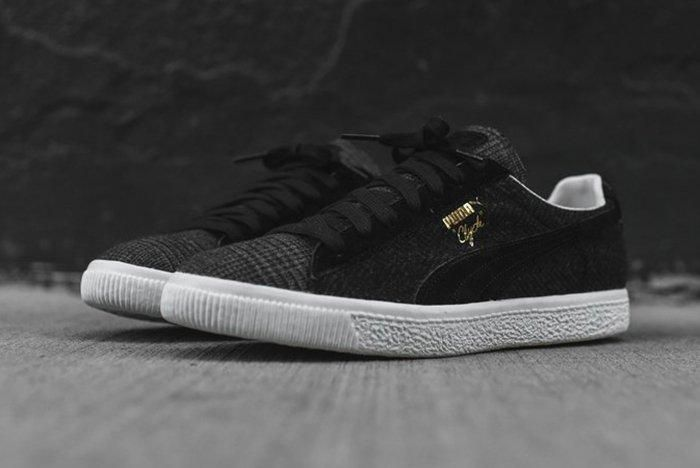 United Arrows X Puma Clyde 4