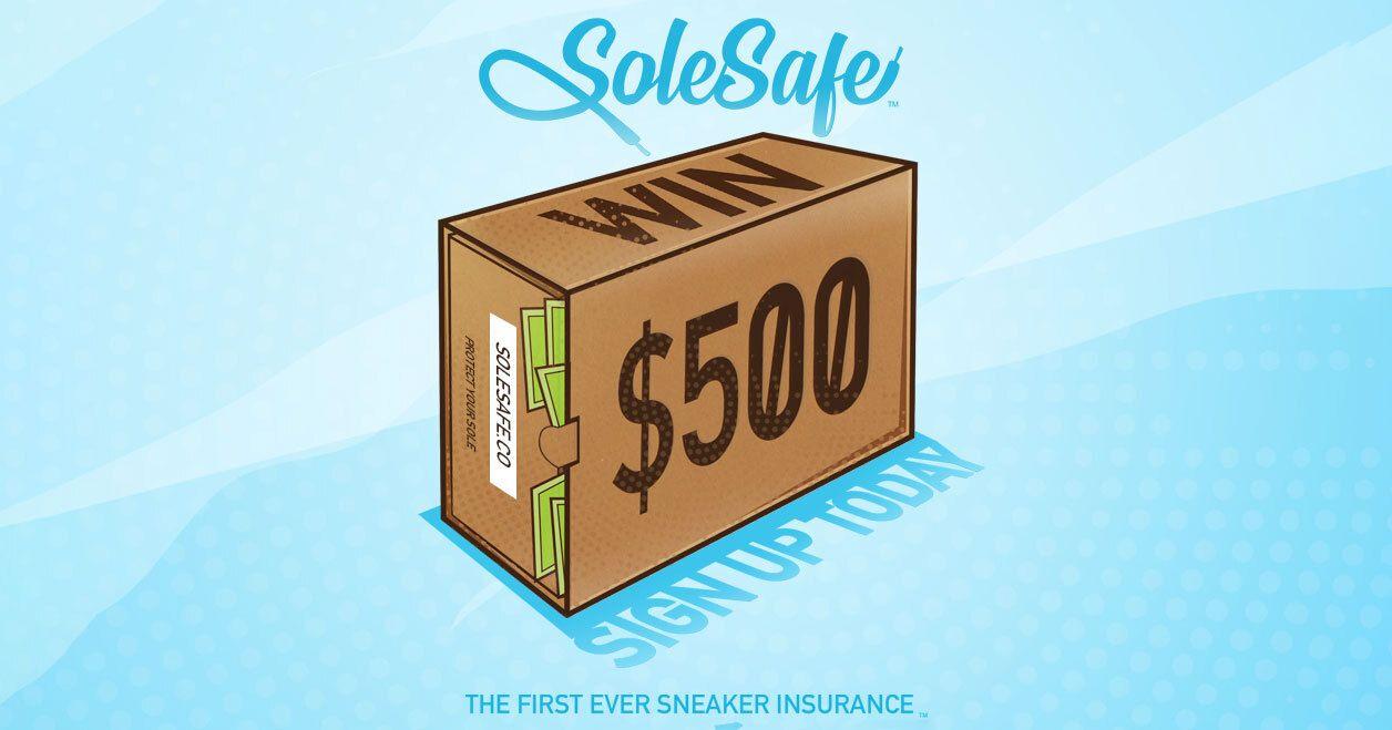 SoleSafe Giveaway
