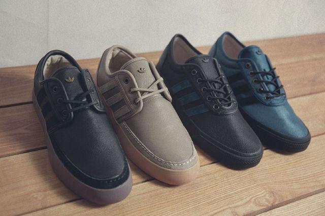Jd Sports Adidas Casual Deck Shoe 4