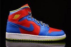 Nike Aj1 Chilling Redcyber Photo Blue Thumb