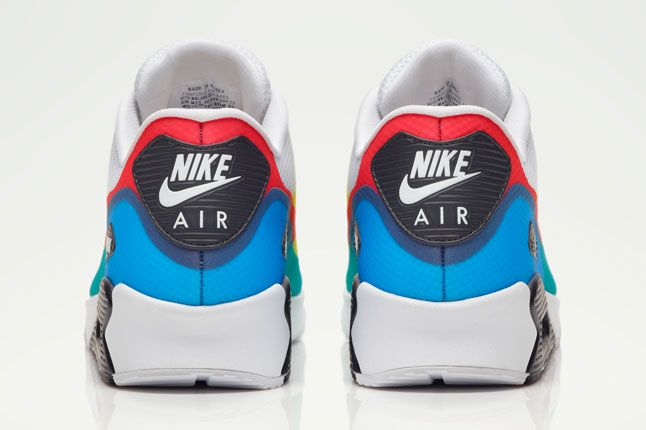 Nike What The Air Max 90 05 1