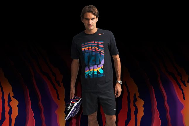 Nike Tennis Flame Pack Federer 1