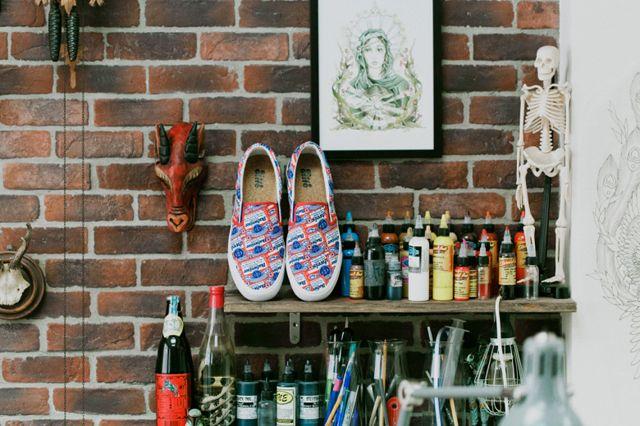 Budweiser X Alife 2014 Footwear Collection 10
