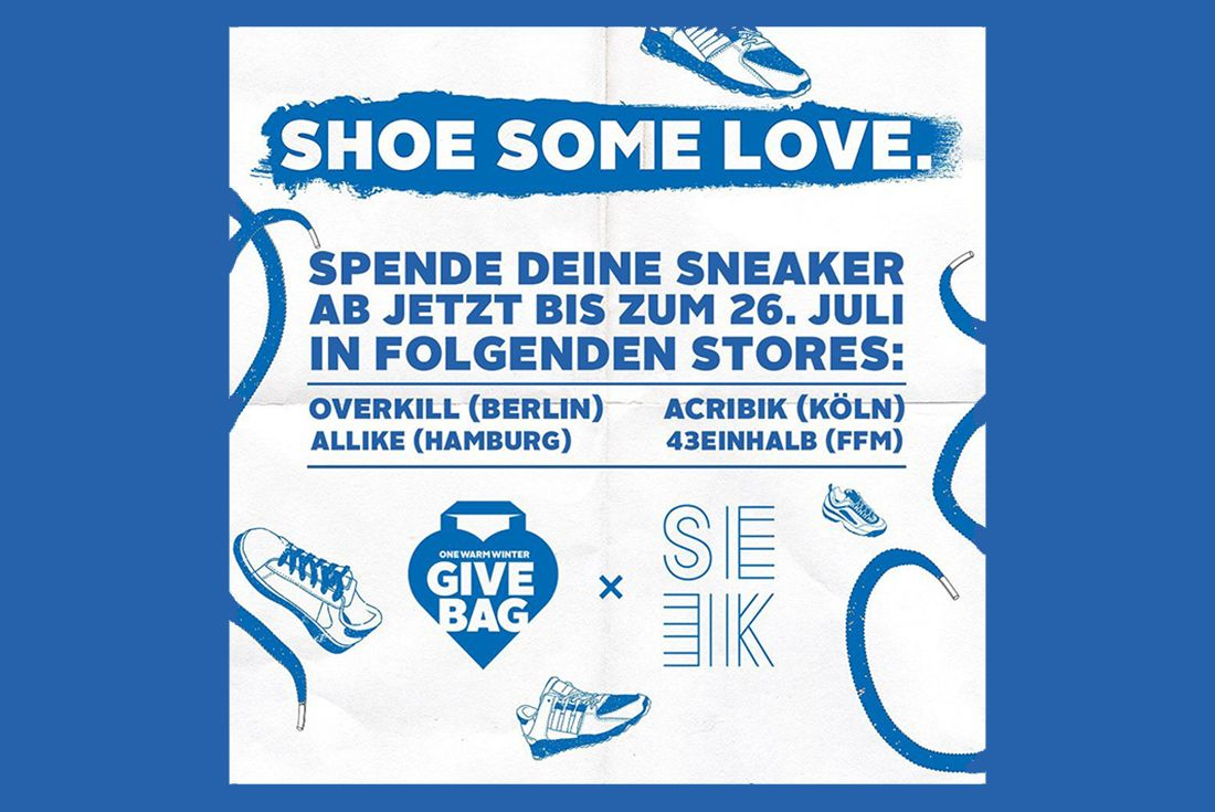 Shoe Some Love Charity