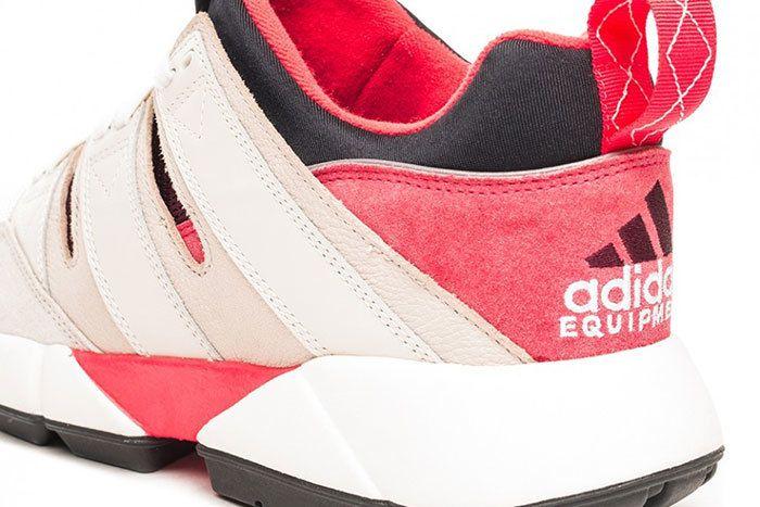 Adidas Eqt Cushion 2 Shock Red 3