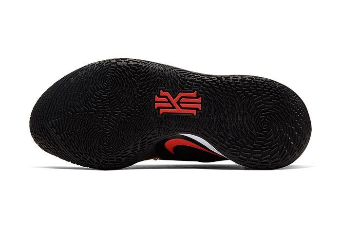 Nike Kyrie Low 2 Tn Sunset Av6338 800 Release Date Outsole