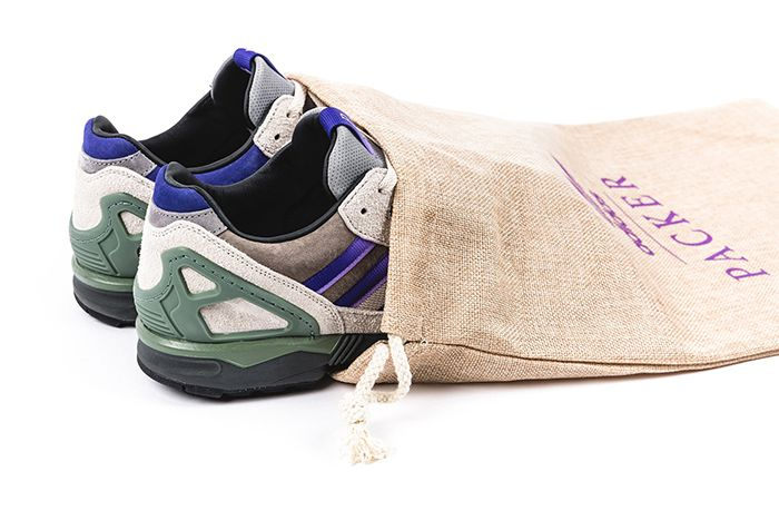 Packer Adidas Consortium Zx 9000 Violet Meadow Release Date Bag
