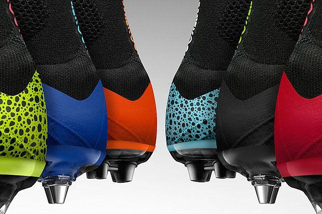 Nikei D Mercurial Superfly 10