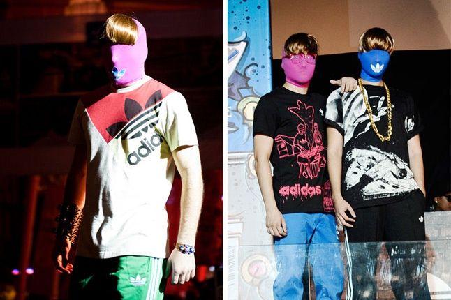 Adidas Street Party Kl 3 1