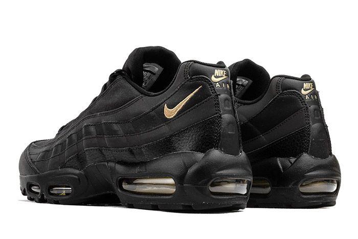 Nike Air Max 95 Premium SE (Black/Gold