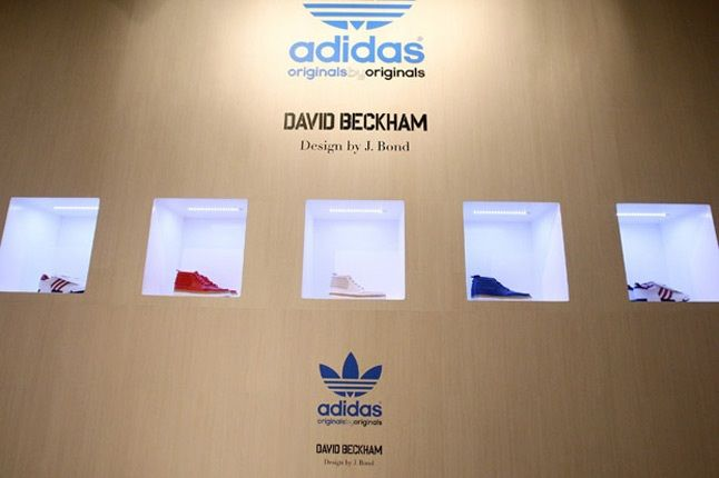 Adidas O By O David Beckham James Bond 10 Corso Como 8 1