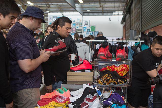 Hero Presents Sneaker Freaker Swap Meet Recap 56