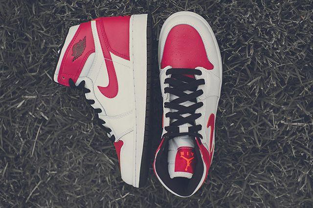 Air Jordan 1 Gg Sport Fuchsia 4