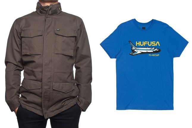 Huf Fw13 Collection Delivery One 9
