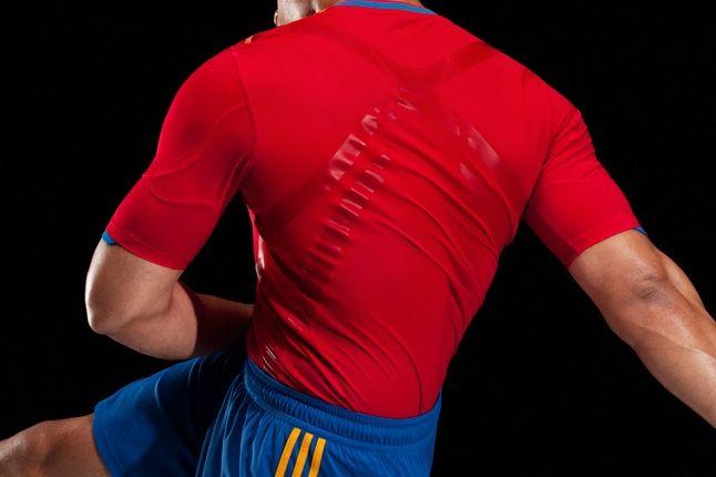 Adidas Spain World Cup Kit 1 1