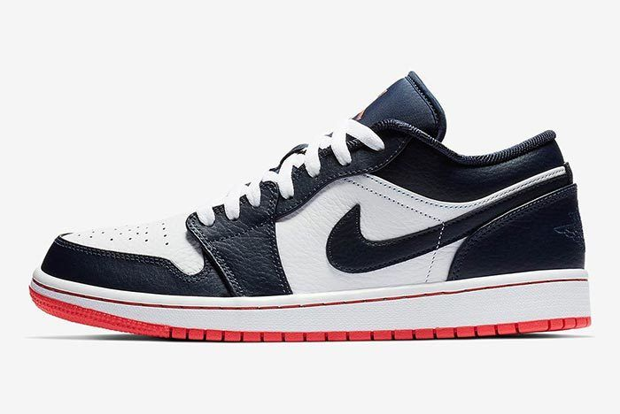 Air Jordan 1 Low Obsidian 1