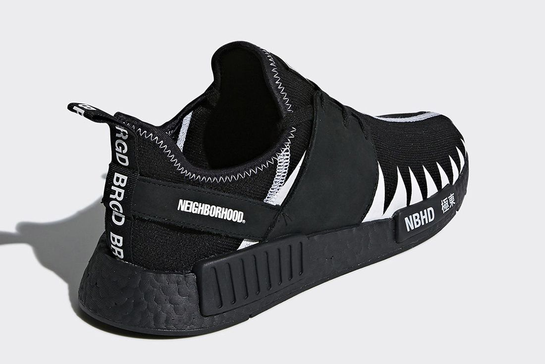 Nbhd X Adidas Collection Sneaker Freaker 22