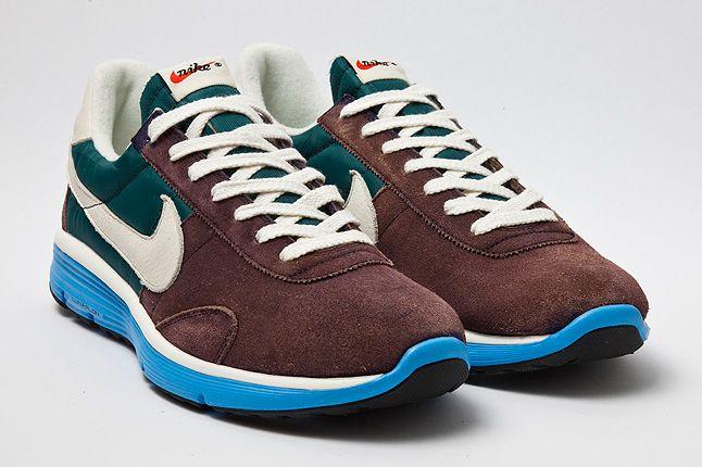 Quarter Nike Pre Montreal Vintage Lunar Brown Blue 1