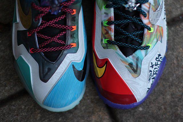 Nike What The Lebron 11 4