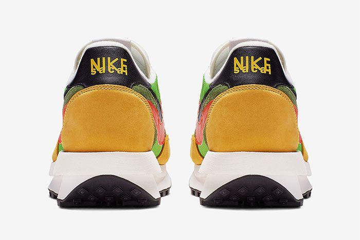 Sacai Nike Blazer Wafle Heel Shot 10