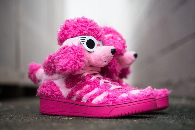 Adidas Jeremy Scott Poodle 5