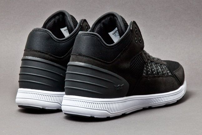Supra The Owen Black Heels 1
