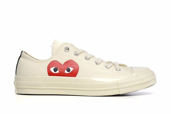 Comme Des Garçons X Converse Chuck Taylor Sneaker Freaker 3