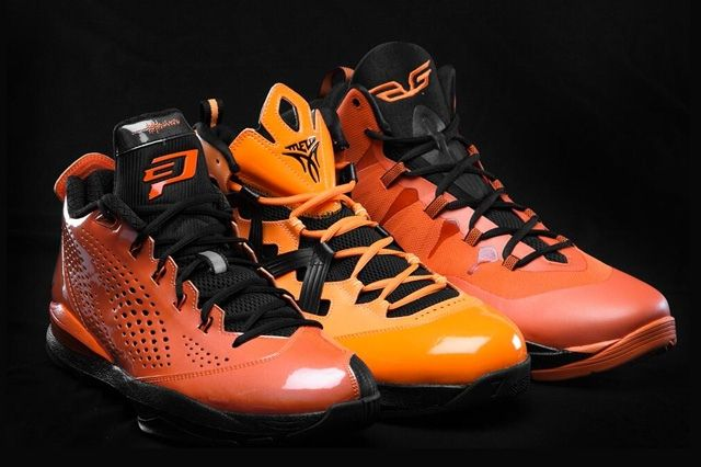 Jordan Brand Halloween Player Editions