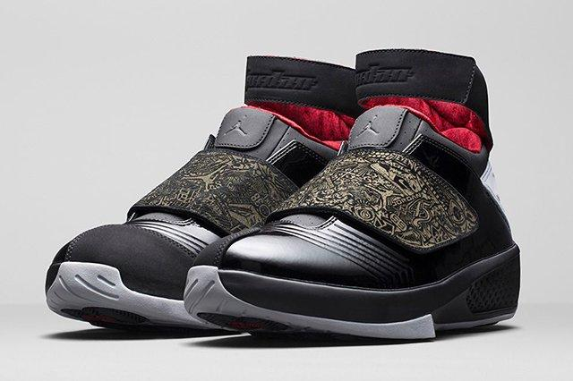 Air Jordan 20 Stealth