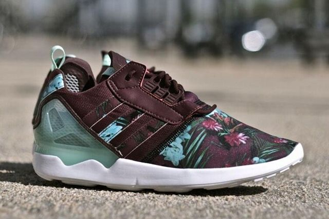 Adidas Zx 8000 Boost Dark Rust 4