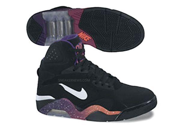 Nike Air Force 180 High 2012 Retro 3 1