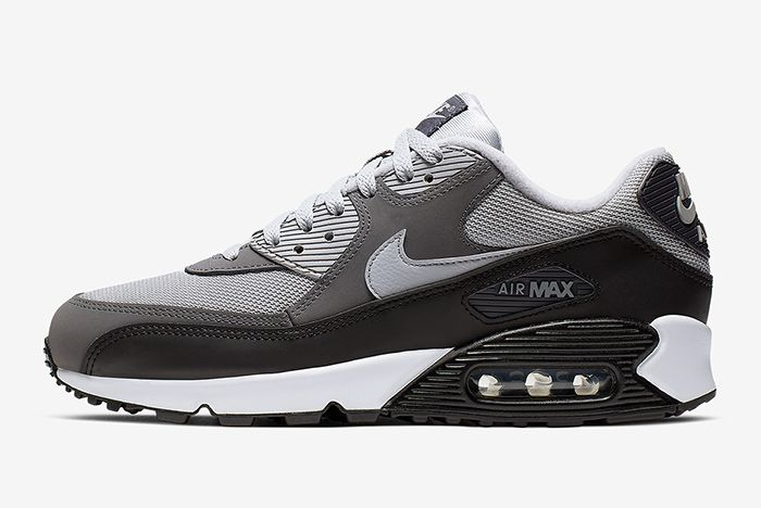 Nike Air Max 90 Greyscale Left