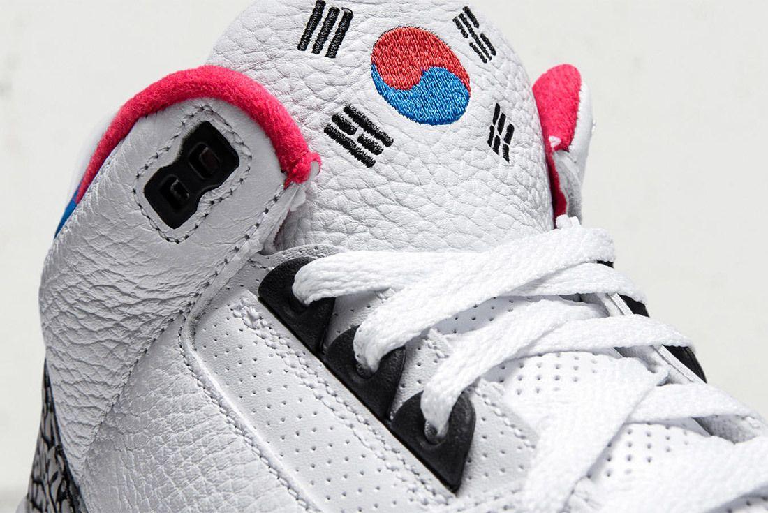 Nike Air Air Jordan 3 Seoul Release Date 10