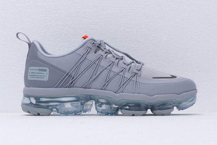 Nike Vapormax Run Utility Wolf Grey 1