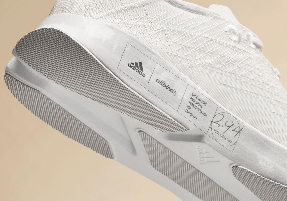 Allbirds x adidas FUTURECRAFT.FOOTPRINT