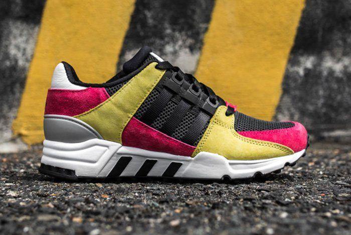 Adidas Eqt Support 93 Lush Pink 12