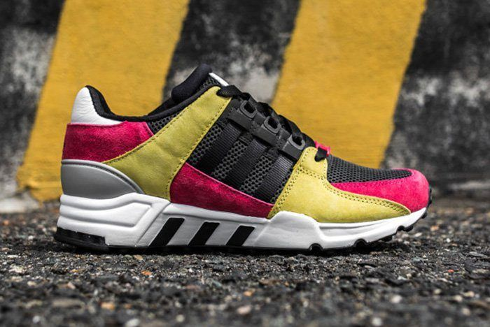 Adidas Eqt Support 93 Lush Pink 12