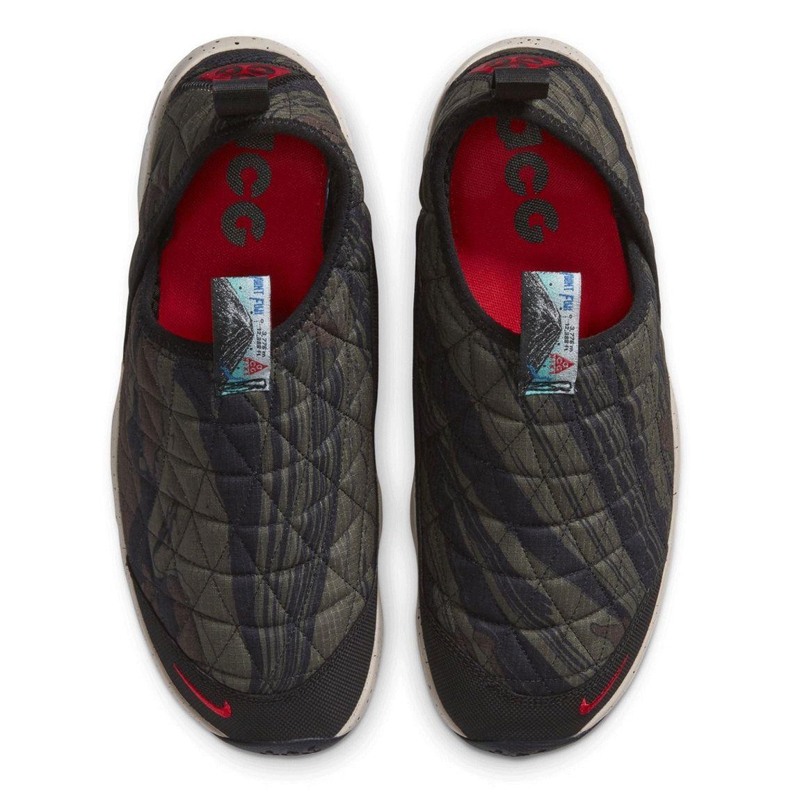 Nike ACG Moc 3.0 Mt Fuji Heel