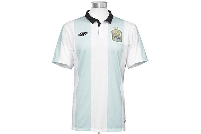 Umbro World Cup Champions Argentina Zzk Records 2 1