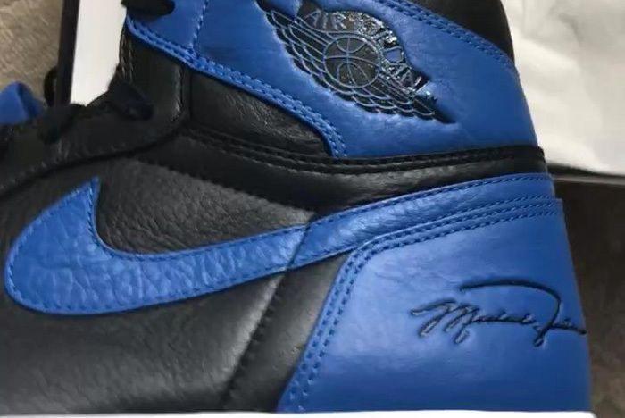 Air Jordan 1 Og Board Of Governors Sneaker Freaker