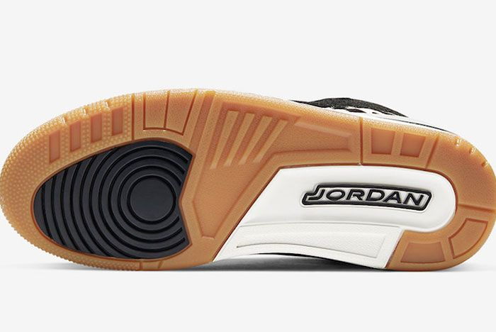 Air Jordan 3 Animal Instinct Sole