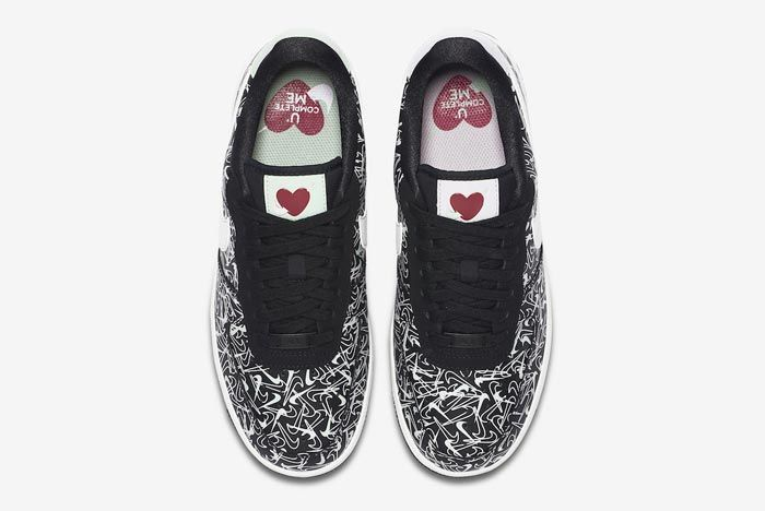Nike Air Force 1 Valentines Day 2020 Top