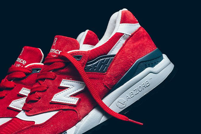 New Balance 998 Made In Usa Red 5