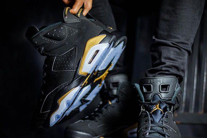 Air Jordan 6 Dmp On Foot 4