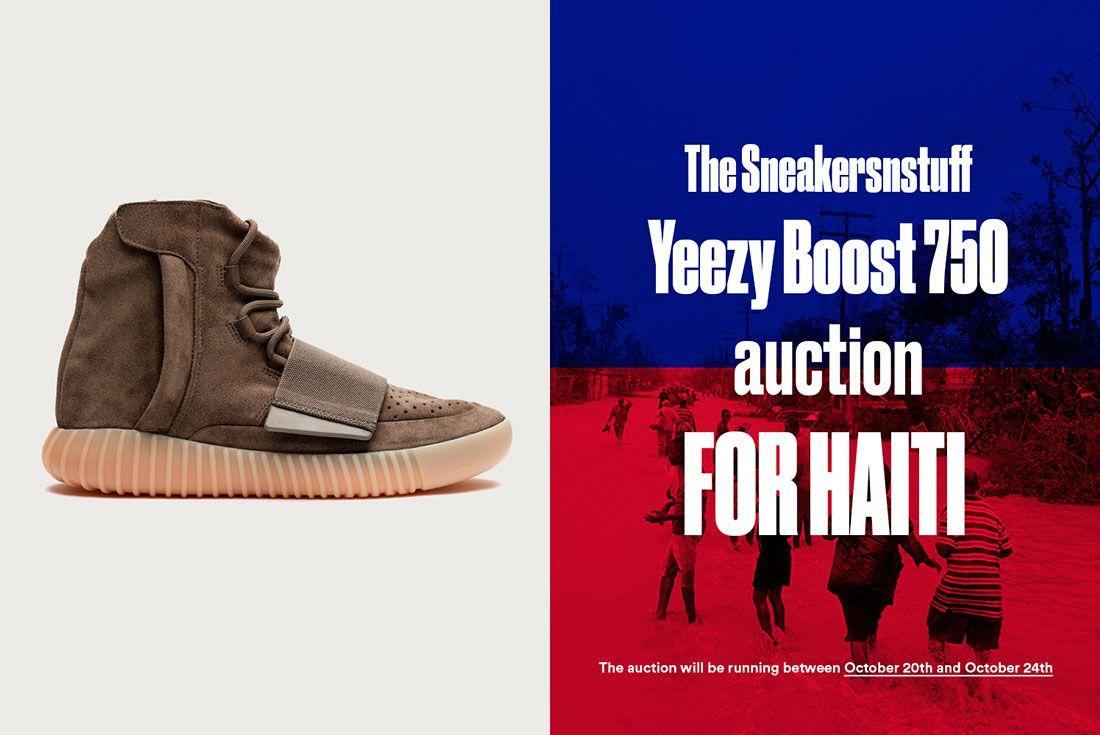 Sns Yeezy Auction 1