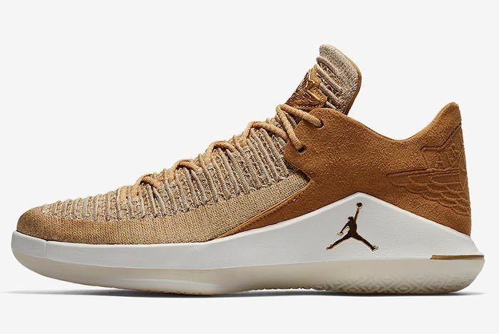 Air Jordan 32 Low Wheat 2