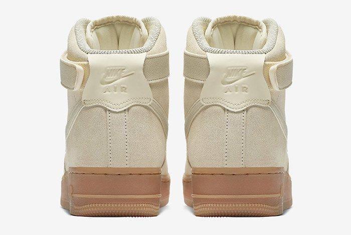 Nike Air Force 1 High Ivory Gum 2